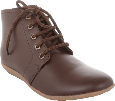 Exotique EL0051 Boots(Brown)