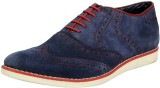 FAUSTO Lace Up (Navy)
