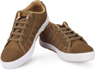 Unistar 5002-Mouse (Brown) Canvas Shoes