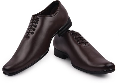Andrew Scott 5612Brown Lace Up
