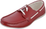 Shoe Park Casual Shoes (Red)