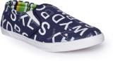 Yuuki Oxford Canvas Shoes (Navy)