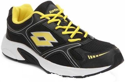 Lotto TRAIL S II Running Shoes(Black)