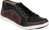 Marc Miguel Casual Sneakers (Black)