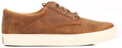 Timberland Mens Brown Adventure Cupsole Oxford Shoes Casual Shoes