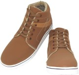 ANP Casual Shoes (Tan)