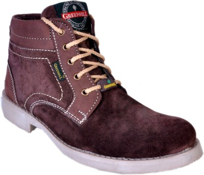 Greenhill leather Boots