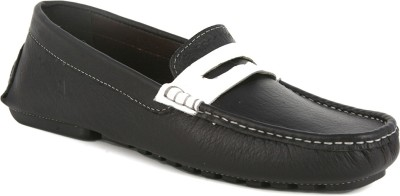 Araanha Mild Leather Driving Loafers