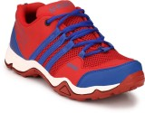 Afrojack Running Shoes (Red)