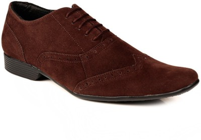 Haroads S-4-Brown Casual Shoes
