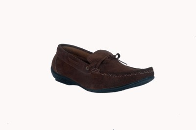 Urban Woods 853-4007-Brown Loafers