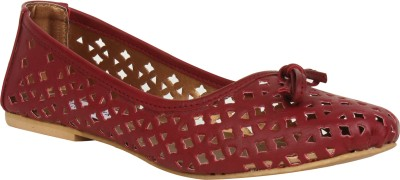 Stylistry Maxis Maroon Color Women Bellies