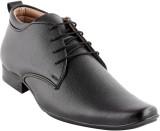 Smart Wood 2002 BLK Lace Up Shoes (Black...