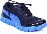 Adjoin Steps Walking Shoes (Blue)