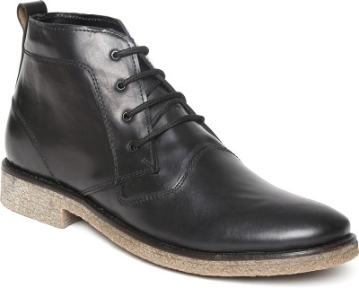 Roadster Casual Shoes(Black)