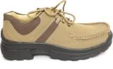 KIK Casual Shoes (Tan)