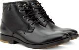 Allen Cooper AC-007 Sneakers (Black)