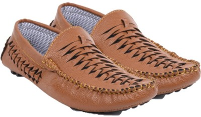 Foot n Style Loafers(Brown)