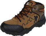 Bersache CAMRO-606 Running Shoes (Brown)