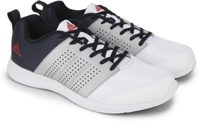 Adidas ADISPREE M Men Running Shoes(Blue, Grey, White) at flipkart