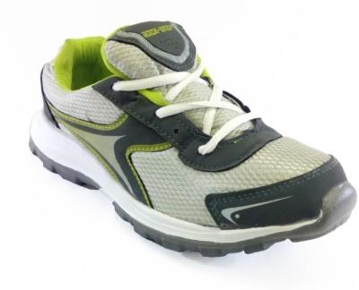 Rockstep Men's Green Running Shoes