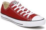 Converse Sneakers (Maroon)