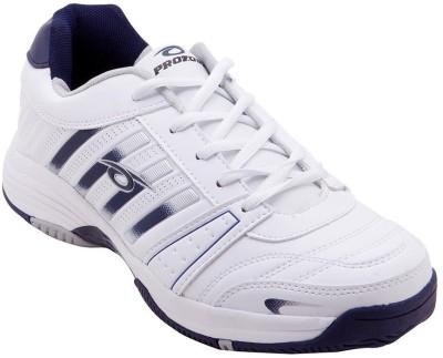 Prozone Men Latest Design White Blue Sports Running Shoes