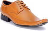 Bruno Manetti 7007 Lace Up Shoes (Tan)
