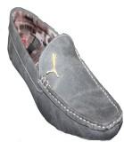 ORKO HANGOUT Loafers (Grey)
