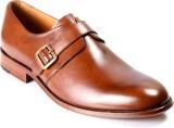 Churchill & Company Monk Strap (Tan)