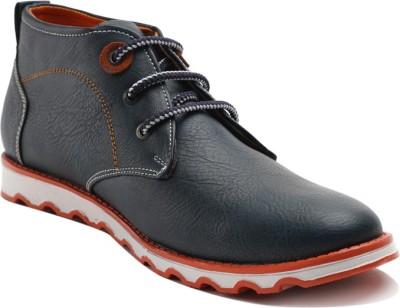 Levon London Levon Black Belington Boots
