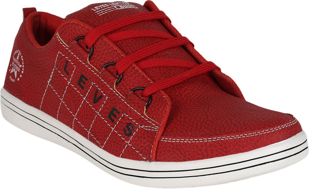 Casela Solid Casual Shoes