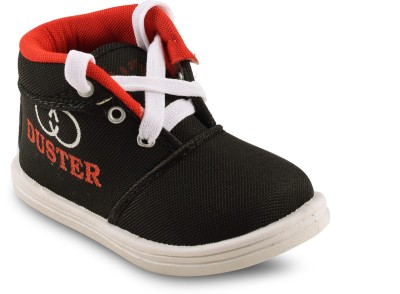 Amvi Black Duster Casual Shoes