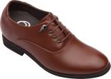 Dvano Shoes DFM104-2A Lace Up Shoes (Bro...