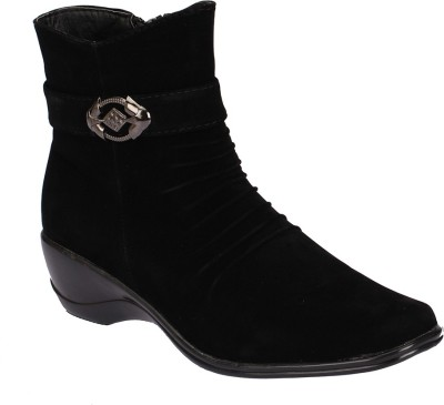 Party Girl Boots(Black)