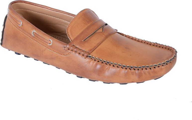 Panache Inc Loafers(Tan)