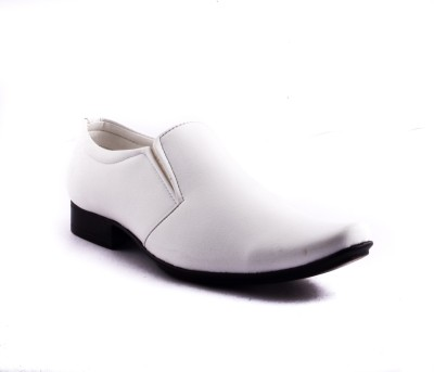 Calaso 2511(FR)Wht Party Wear Shoes