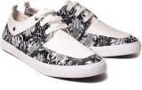 Klaur Melbourne Canvas Shoes (Black)