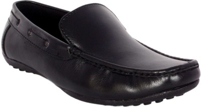 Merashoe MSF8014-Black Slip On Shoes