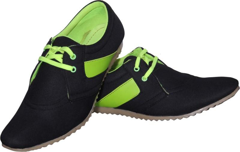 MBS Collection Canvas Shoe Canvas ShoesBlack SHOEKD3HESQGVZQN