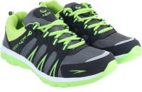 Lancer Walking Shoes(Grey, Green)