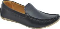 Adjoin Steps LFR-01 Loafers(Black)