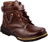 Stylos Boots (Brown)