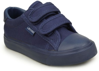 Zebra Kids Canvas Shoes