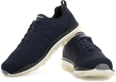 Skechers Skech-Air - Game Changer Training & Gym Shoes(Black, Navy)
