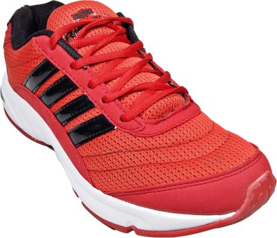 WBH RBS RED BLACK Running Shoes