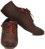 Shoe Mate sm-238 Casual Shoes (Brown)