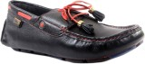 Hitz Loafers, Driving Shoes (Black)
