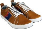 Beonza Premium Rubber Sole Sneakers (Bro...