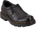 Shoe Smith SS1093 Slip On Shoes (Black)
